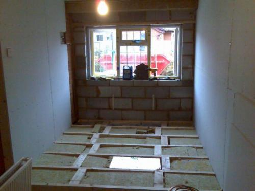 Garage conversion and extension  Gallery  EliteConstruction